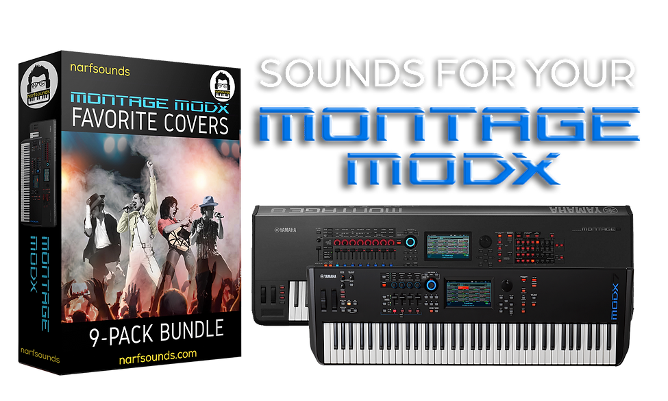 Sound for your Montage Modx 9 Bundle.png