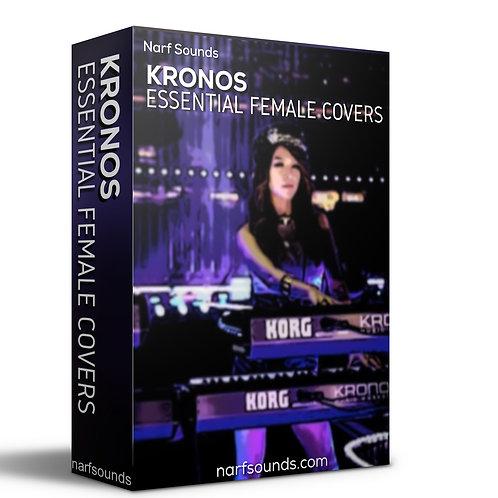 Kronos Essential Female Covers