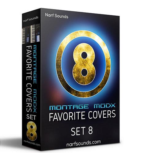 Montage MODX Favorite Covers Set 8