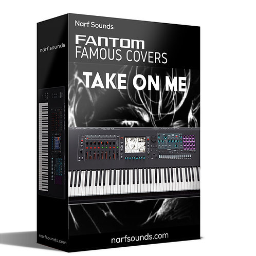 Fantom Famous Covers Take On Me