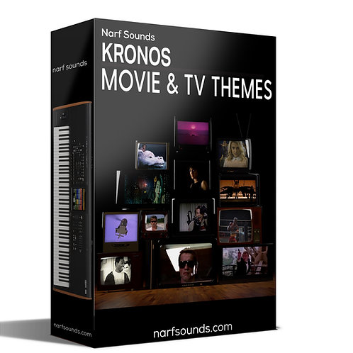 Kronos Movie & TV Themes