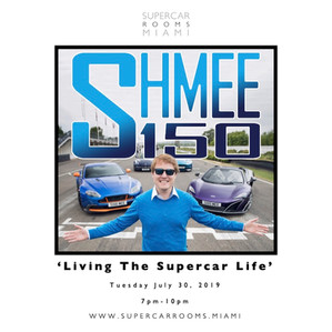 SHMEE150 'Living the Supercar Life'