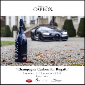 Carbon Champagne x Bugatti x Jacob & Co.
