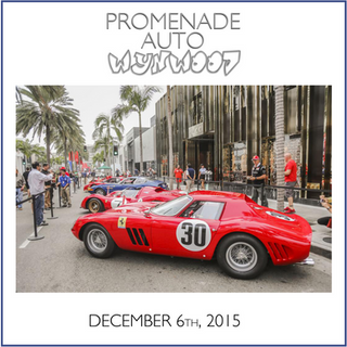Promenade Auto Wynwood 2015 with Guests: Terry Cook