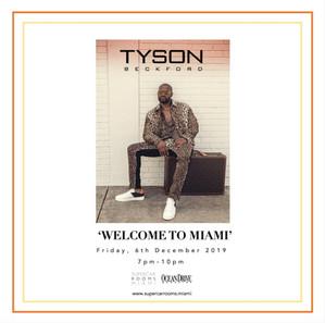 Tyson Beckford Presents TB Sunglasses