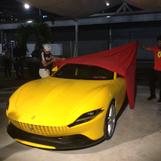 Ferrari Roma Supercar Showdown