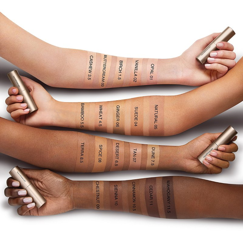 complexion rescue arm colors