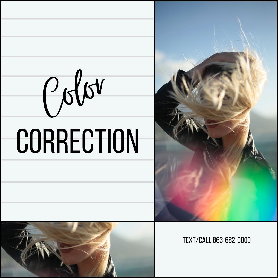Color correction ad 2