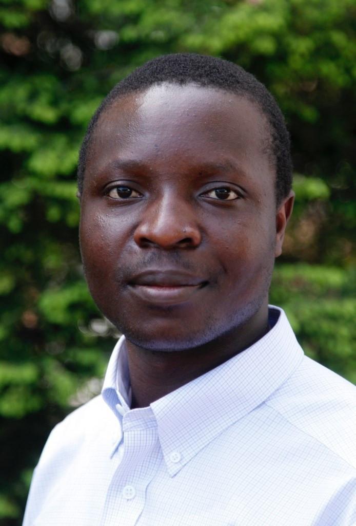 Portrait of William Kamkwamba