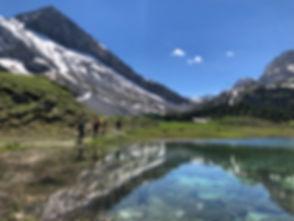Kandersteg Wanderungen über den Gemipass