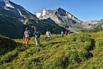Wanderferien in Kandersteg