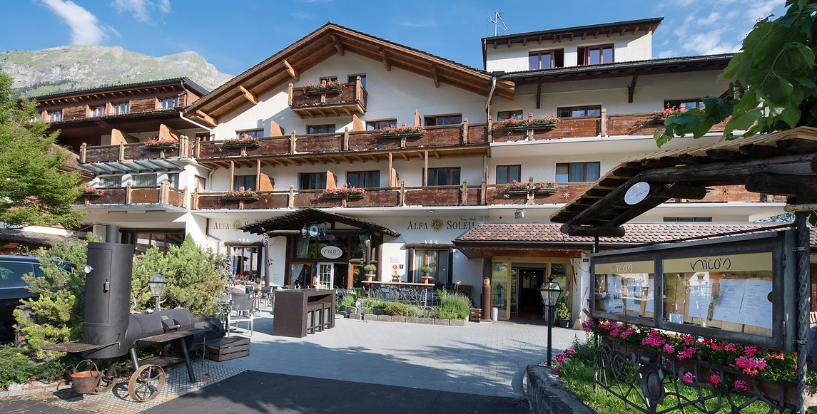Seminar & Genuss Hotel Alfa Soleil in Kandersteg im Berner Oberland