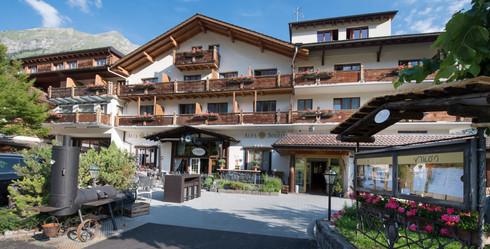 Hotel Alfa Soleil in Kandersteg