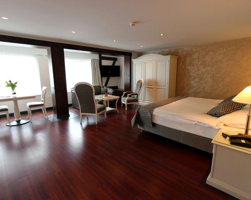 Belle Floor Suite au total