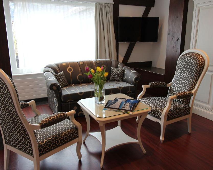 Salon de la suite Belle Floor