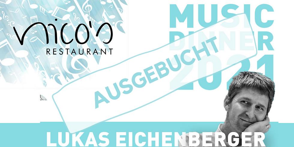 MUSIC DINNER 2021 | LUKAS EICHENBERGER