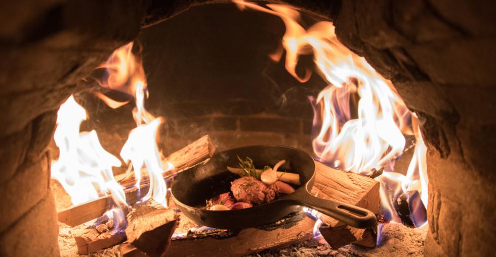 nico's restaurant, wood stove.jpg