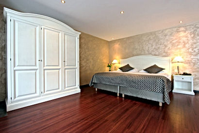 Junior Suite im Seminar und Genuss Hotel Alfa Soleil in Kandersteg im Berner Oberland