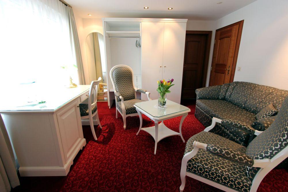 Salon de la suite