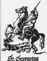 Der heilige Georg - Schutzpatron der Pfadfinderbewegung