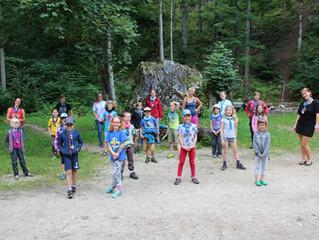 WiWö-Sommerlager 2020 + Sulzau-Stubm-Lagerlied