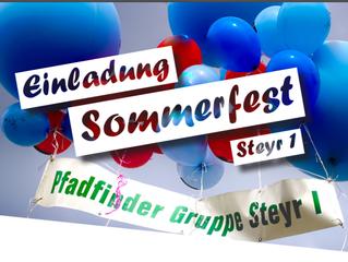 Sommerfest = Dankefest