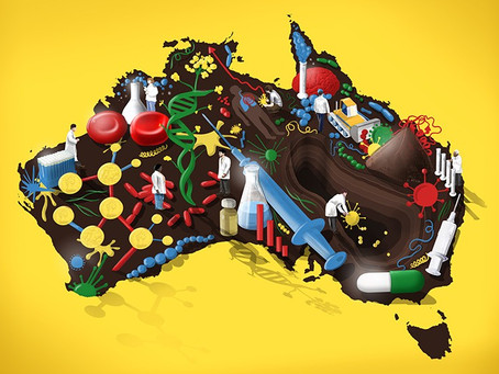 Australian biotech companies becoming global players