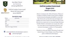 Le Pro du golf vous informe : Stages de golf.