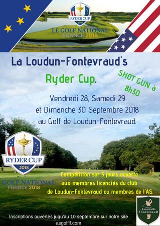 La Loudun-Fontevraud's Ryder Cup.