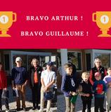 L'école de golf de Loudun Fontevraud à l'honneur !