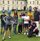 Une école de golf en plein essor !