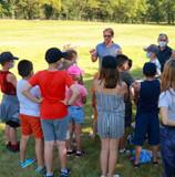 Article NR : Initiation au golf pour les élèves de l'école.