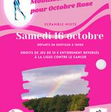 RAPPEL Compétition Octobre Rose le samedi 16 octobre