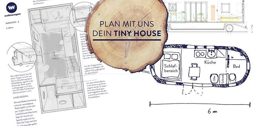 TINY HOUSE PLANUNGSWORKSHOP