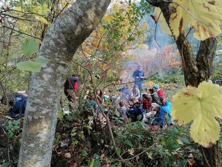 Waldläuferbande-Kennenlerntag - grandios wilde Kinder und genial entspannte Eltern ...