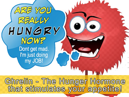 Food Cravings & Poor Nutrition Choices.