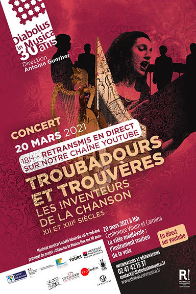 Affiche 20 mars 2021 - Diabolus in Music