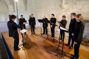 Requiem - Abbaye de Fontevraud