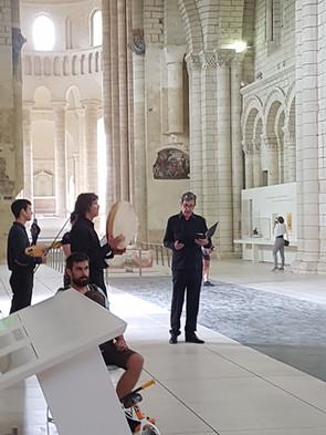 Richard Coeur de Lion - Abbaye de Fontevraud