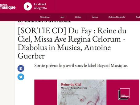 Sortie du 22ème disque de Diabolus in Musica