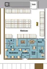 Building 2 - Footprint