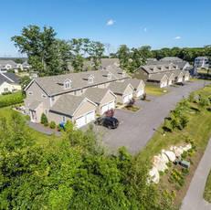 Plainville multifamily neighborhood aerial 2