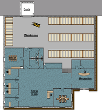 Building 3 - Footprint