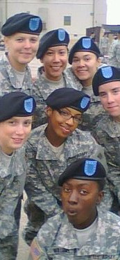 Erica Foster, United States ArmyForce