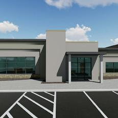 43 Taunton Street - building 1 rendering