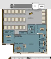 Building 8 - Footprint