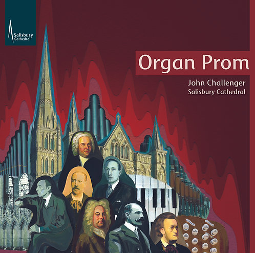 Organ Prom - John Challenger - Salisbury Cathedral