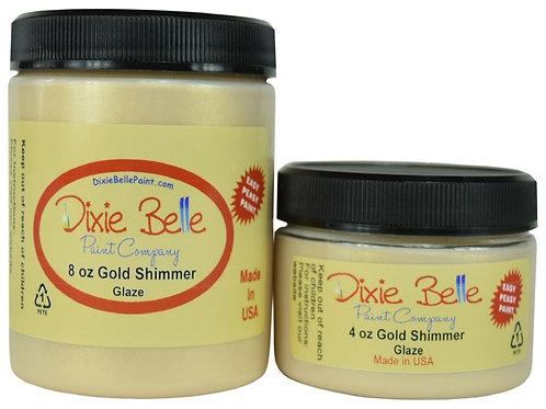 Dixie Belle Glaze Gold Shimmer