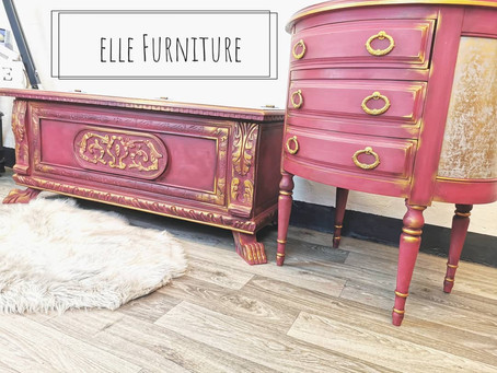 Buying furniture from stores versus shopping from small businesses (refurbished)