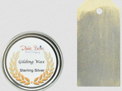 Gilding Wax Silver